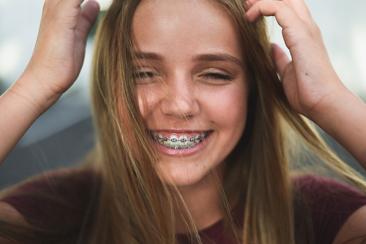 how to get rid of swollen gums after braces
